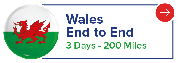 Graphic link to Wales end to end tour.